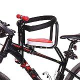 Kindersitz Fahrrad, Fahrradsitz Vorne Für Kinder Einstellbar Fahrradsitz Kind Vorne Mit Leitplanke...