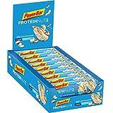 Powerbar Protein Riegel ProteinNut2 Eiweiß-Riegel (Kohlenhydratreduziert, kaum Zucker) White...