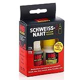 Die Schweißnaht aus der Flasche by HG Power Glue | Profi-Kleber-Set für Kunststoff (Plastik)...