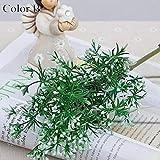 YABMF 1 Stücke Europäischen Obstpflanze Künstliche Blumen Bouquet Home Hochzeit Dekorative...