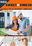 'SWEETHOME3D' © Haus-und Wohnungsplaner 3D Version 6.0 Software Premium