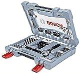 Bosch Professional 2608P00235 Pro 91tlg. Bohrer- und Bit-Set Premium, 91 Stück