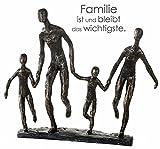 Casablanca - Figur, Skulptur, Objekt, Dekofigur - Familie, We Are Family - Poly - Hhe: 35 cm