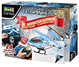 Revell Control 01021 Adventskalender RC Helikopter mit Motion-Control, 2.4 GHz, LED-Beleuchtung,...