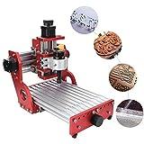 CNC-Graviermaschine, CNC1419 Router 5500mW Mini-Gravur-Carving-Maschine mit Offline-Platine...