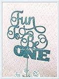 Fun to Be One Tortenaufsatz, eine Party-Dekoration, eine Party-Dekoration, ein Tortenaufsatz, eine...