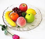 King Jkxgj jking Set von 7 lebensechte künstliche Kunststoff gemischte Früchte Kunststoff Home...