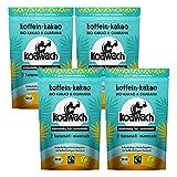 koawach Bio karamell + meersalz, 100g, 4er Pack