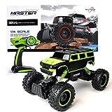 Maximum RC Ferngesteuertes Auto für Kinder - 4WD Monstertruck - XL RC Auto für Kinder ab 8 Jahren...