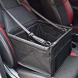 GUOYIWasserdicht Atmungsaktiv Haustier Auto Matte Haustier Sicherheit Auto Sitz Doppelt Schicht...