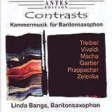 Duo für Baritonsaxophon und Klavier: II. Vivace e risoluto