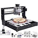 3018 Pro CNC Fräsmaschine Laser Engraving Machine,TOPQSC GRBL Steuerrouter DIY Kit 3 Achsen...