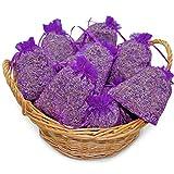 vom Achterhof 10 Lavendelsäckchen mit 200 g !!!! frischen französischem Lavendel Lavendelblüten...