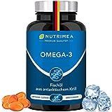 Omega 3 Krillöl Fettsäuren - Sehr reich an Anti-Oxidantien und trägt zur guten Funktion der...