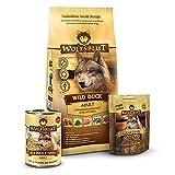 Wolfsblut | Wild Duck Trockenfutter Mixpaket 2 kg + 395g + 225g | Trockenfutter | Hundefutter |...