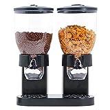Flyelf 2X 3.5 Litern Müslispender Cornflakes Spender für Müsli, Cornflakes, Cerealien und...