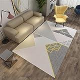 Kunsen kinderteppich Teppich, Wohnzimmer, Kinderzimmer, weich, rutschfest, Nicht verblassend und...