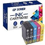 GP Toner 603XL Druckerpatronen Ersatz für Epson 603 Tintenpatronen für Epson Expression Home...