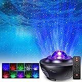 LED Projektor Sternenhimmel Lampe, FOCHEA Sternenhimmel Projektor Nachtlicht mit Starry...