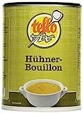 tellofix Hühner-Bouillon - Vielseitige Geflügel-Brühe, als Universal-Würzmittel zum Verfeinern...