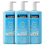Neutrogena Hydro Boost Body Lotion Gel, erfrischende und ultraleichte Körperlotion für trockene...