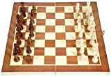 NIUZIMU Chachspiel Chess Schach Schachbrett Kinder Schachheim Dekoration Holzschach Pädagogisches...
