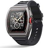 Smartwatch Damen,GPS Bluetooth Smart Watch 1.4 Zoll Voll Touchscreen Fitness Tracker IP68...