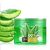 150ML Aloe Vera Gel, Natürliche Aloe Vera Creme für trockene Haut, After sun gel, Sonnenbrand...