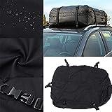 Aufbewahrungsdachtasche 15 Kubikfuß Dachgepäckträger Autodachtaschenträger Gepäckträger...