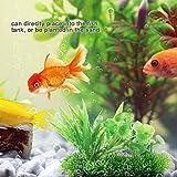 Redxiao Fischpflanzen, Fisch Aquarium Pflanzen Simulation Künstliche Kunststoff Wassergras...