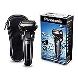 Panasonic Premium Rasierer ES-LV6Q mit 5 Scherelementen, Nass- & Trockenrasierer mit flexiblem...