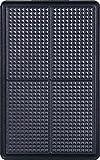Tefal XA8005 Snack Collection Platte Waffeln/Gaufrettes, Nummer 5, Herz-Form, optimale Verstauung...