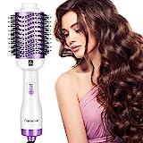 Damenie Ionen-Haartrockner,Upgrade 5 in 1 Stylingbrste Hair Dry und Volumizer Styler Fhnbrste...