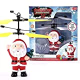 Freedomanoth Kinder RC Fliegender Ball Spielzeug Fliegendes Spiele Drohne Mit Bunt Leuchtendem...