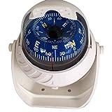 Dcolor Gross K LED Kugelkompass Bootskompass Schiffskompass Kompass Kompass Navigation Weiss