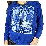 Eaylis Damen Full Zip Hoodie Printed Oversized Sweatshirt Langarm Jacke Mantel, blazer coole...