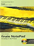 finale NotePad, m. CD-ROM