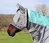Swish Equestrian Fliegenmaske für Pferde