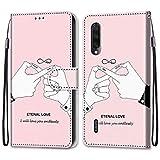 i-Case Handy Schutzhülle Kompatibel mit Xiaomi Mi A3 Handyhülle Phone Cases PU Lederhülle...