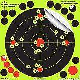 Packung mit 50 - 20,3cm Selbstklebenden 'Stick & Splatter' Splatterburst Ziele - Schsse platzen beim...