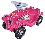 BIG-Bobby-Car-Classic Candy - Kinderfahrzeug mit Aufklebern in Candy Design, für Jungen und...