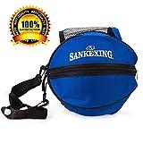 ASEOK Basketballtasche, praktisch, tragbar, groe Tasche fr Basketball, Fuball, Aufbewahrungstasche...