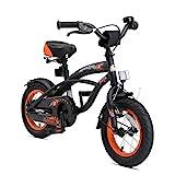 BIKESTAR Kinderfahrrad für Jungen ab 3-4 Jahre   12 Zoll Kinderrad Cruiser   Fahrrad für Kinder...