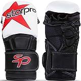 Starpro MMA Handschuhe Profi Kampfsport - Boxsack Sparring Training Kampfsport Grappling Gloves...
