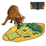 GORWOCO8 Schnüffelteppich Hunde Intelligenzspielzeug für Hunde Schnüffelspielzeug Langlebiges...
