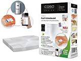 CASO Profi- Folienbeutel 20x30 cm / 50 Beutel, für alle Balken Vakuumierer, BPA-frei, sehr stark &...