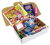 CAPTAIN PLAY | Retro Süßigkeiten Box | 10 verschiedene Nostalgie-Süßigkeiten aus unserer...