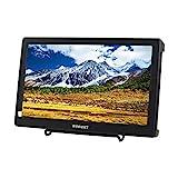 WIMAXIT 10,1 Zoll HDMI VGA 1920x1080 Auflösung Monitor für PC, Kamera, CCTV Überwachung Monitore