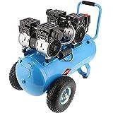 Airpress® Flüster Kompressor 2 PS 50 Liter LMO 50-270 8bar Typ 36504 Druckluftkompressor