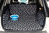 Chusstang Kofferraumschutz Hunde Auto, Universal Kofferraumdecke Ideal für deinen Hund...